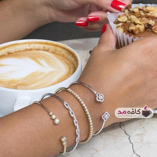 مدل جواهرات Gabriel & Co