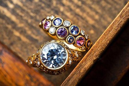 مدل جواهرات Alex Sepkus 13
