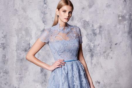 مدل لباس مجلسی Marchesa Notte 10