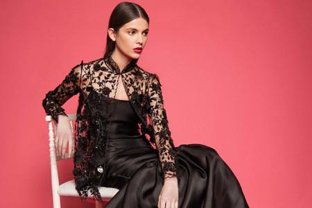 مدل لباس مجلسی Naeem Khan 10