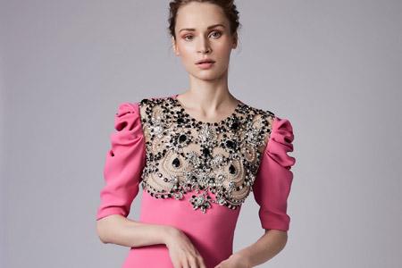 مدل لباس مجلسی زنانه Reem Acra 11