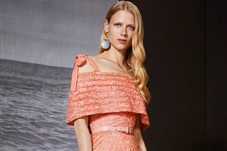 مدل لباس مجلسی Elie Saab 2018 11