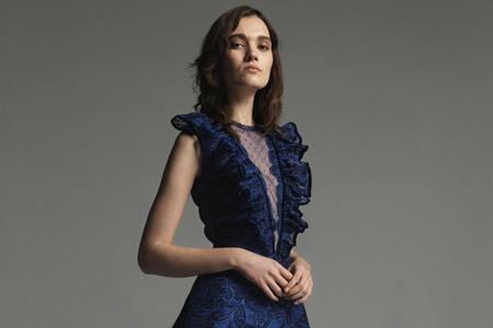 مدل لباس مجلسی Costarellos
