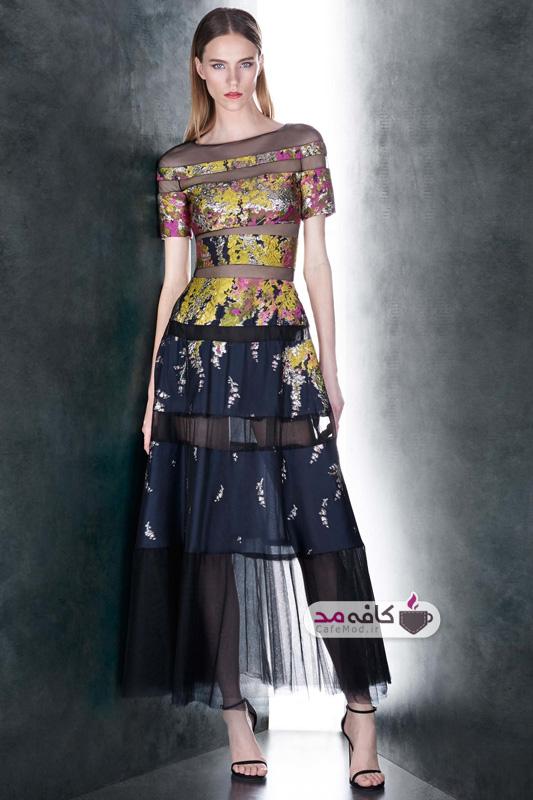 مدل لباس مجلسی Pamella Roland