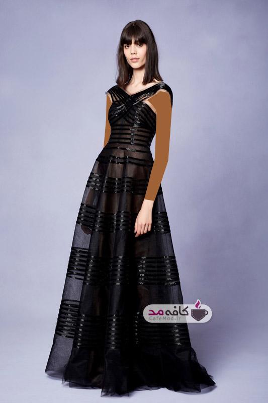 مدل های لباس مجلسی Marchesa