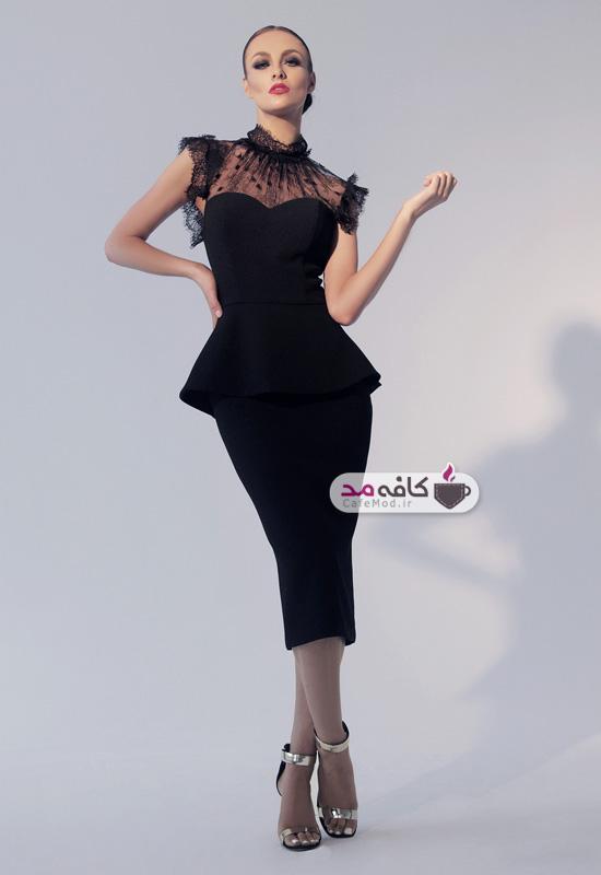 مدل های لباس مجلسی Nicole Bakti