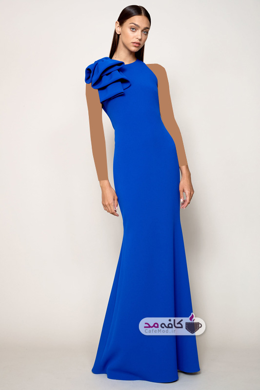 مدل لباس مجلسی زنانه Badgley Mischka
