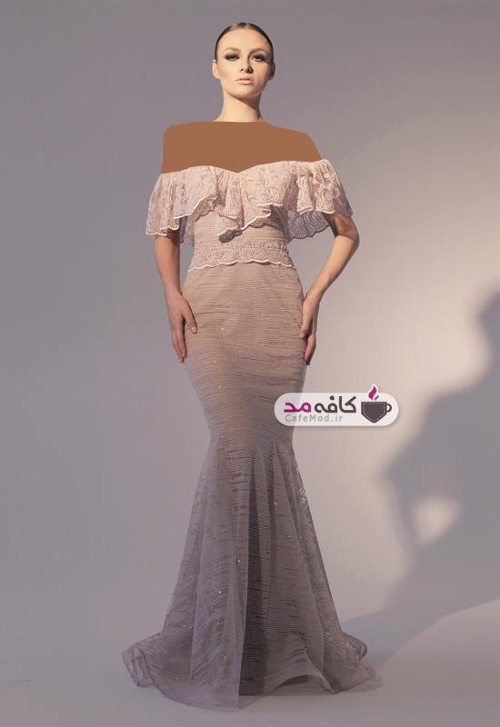 مدل لباس مجلسی Nicole Bakti