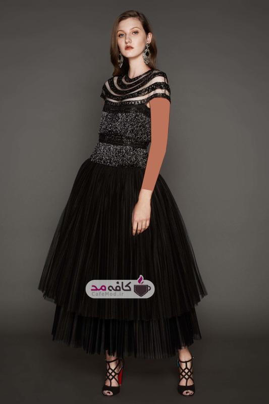 مدل لباس مجلسی Naeem Khan
