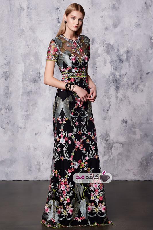 مدل لباس مجلسی Marchesa Notte