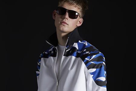 مدل های جدید لباس مردانه Dsquared 10