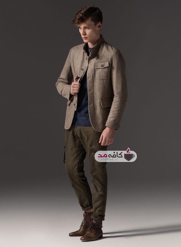 مدل های لباس مردانه Outfit Italia