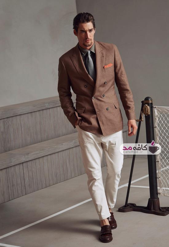 مدل لباس اسپرت مردانه Brunello Cucinelli
