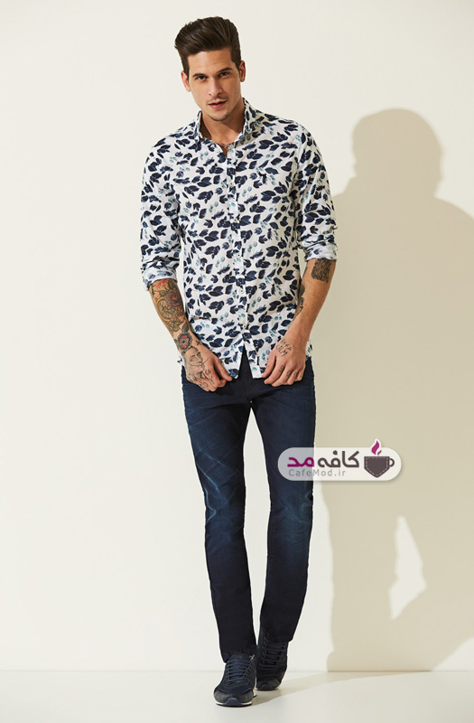 مدل های لباس مردانه Acostamento