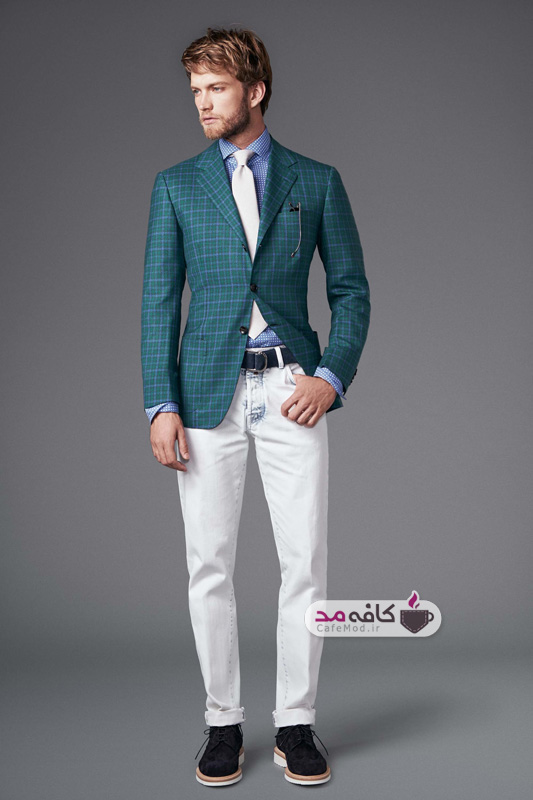 مدل های جدید لباس مردانه Kiton