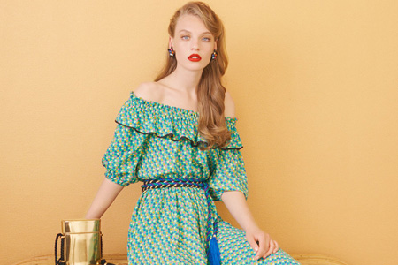 مدل لباس های مجلسی 2018 زنانه 10