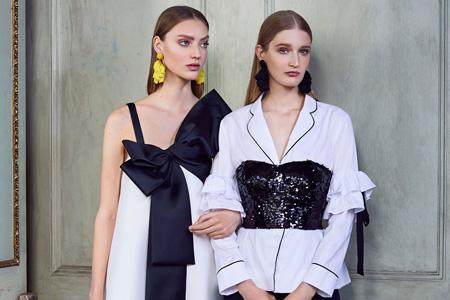 مدل لباس زنانه Sachin & Babi 11