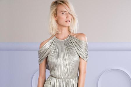 مدل لباس زنانه مجلسی 2018 13
