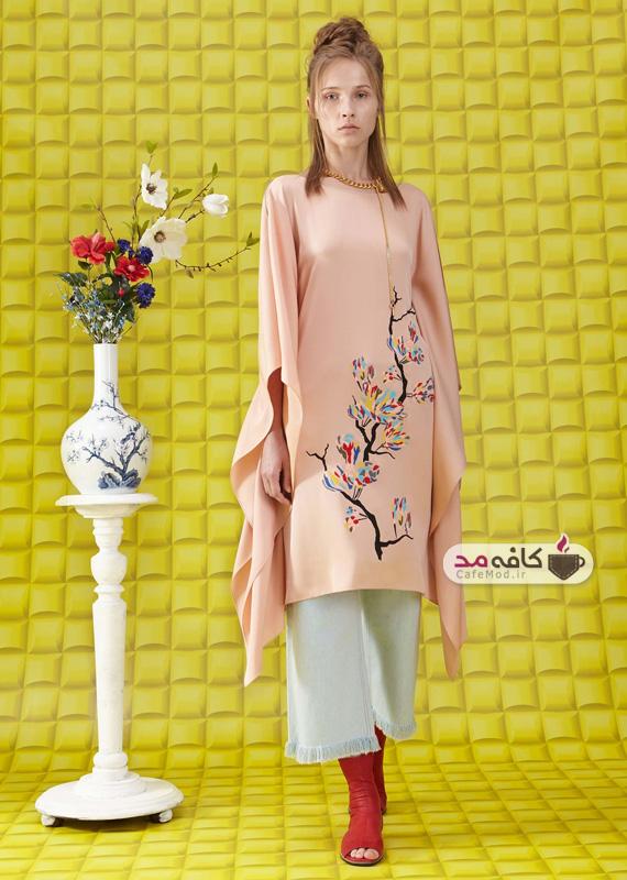 مدل لباس مجلسی زنانه Vionnet