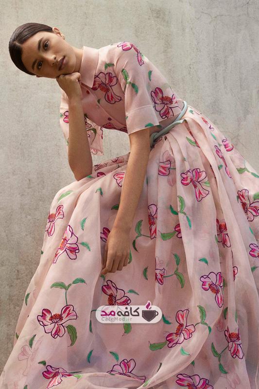 مدل لباس مجلسی Carolina Herrera