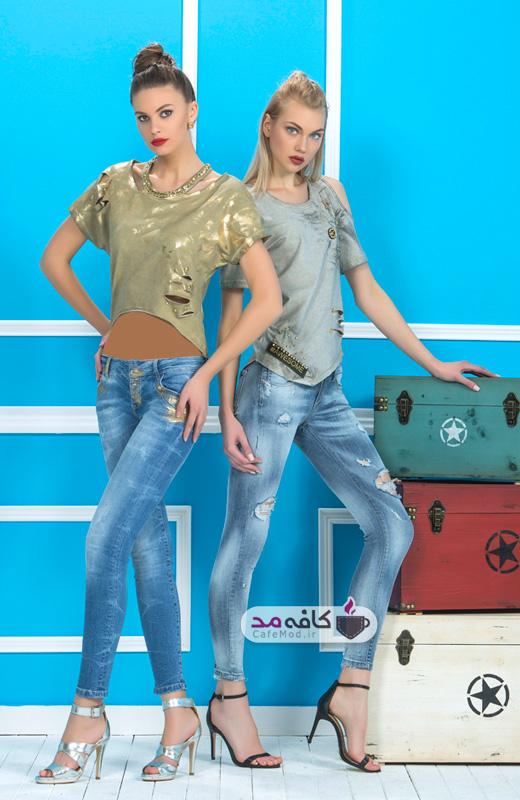 مدل های لباس اسپرت زنانه