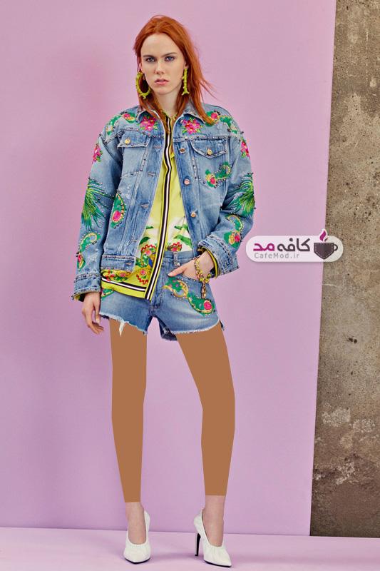 مدل لباس مجلسی زنانه Versace