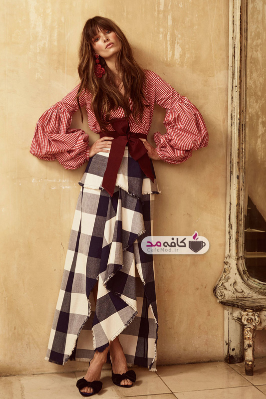 مدل لباس مجلسی پاییزه Johanna Ortiz