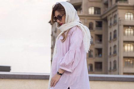 مدل مانتوهای خنک ایرانی