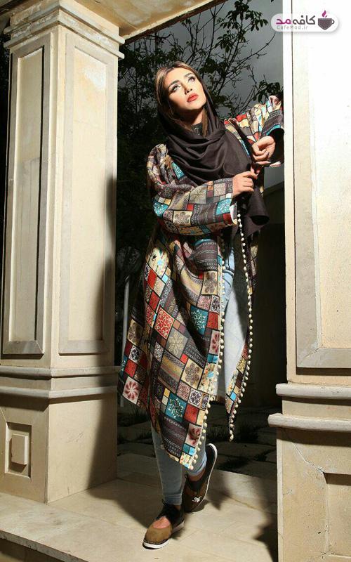 مدل مانتو برند VayoCo