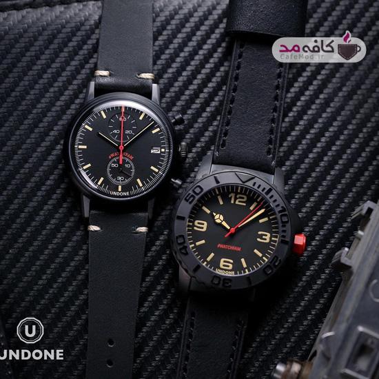 مدل ساعت مچی Undone