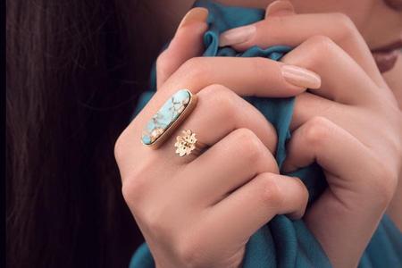 طلا و جواهر ایرانی Joneh 13