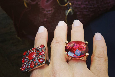 مدل جواهرات سنگی 13