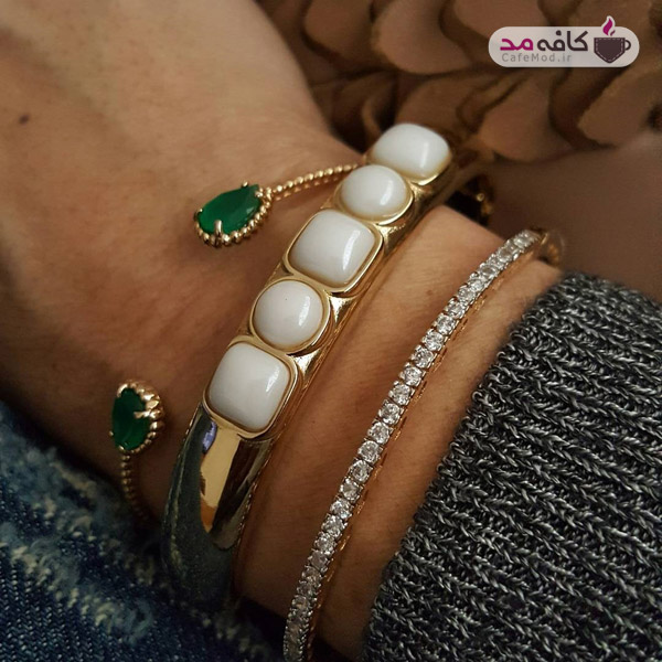 مدل جواهرات سنگی