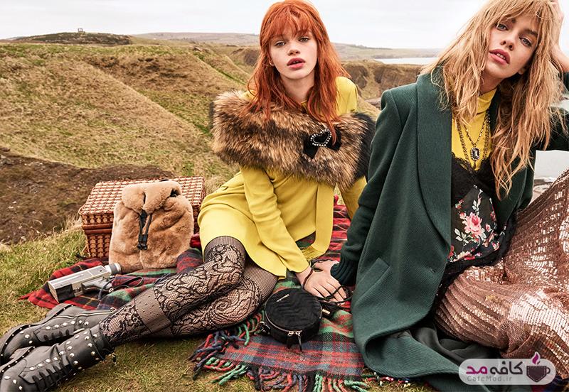 مدل لباس پاییزه دخترانه نوجوان