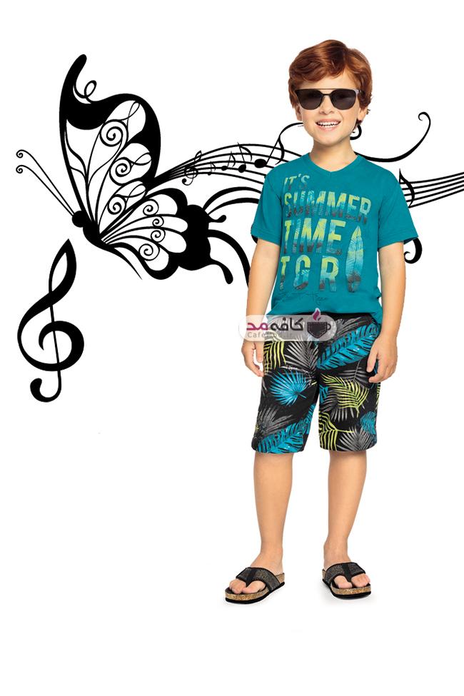 مدل لباس پسرانه Tigor T. Tigre 2017