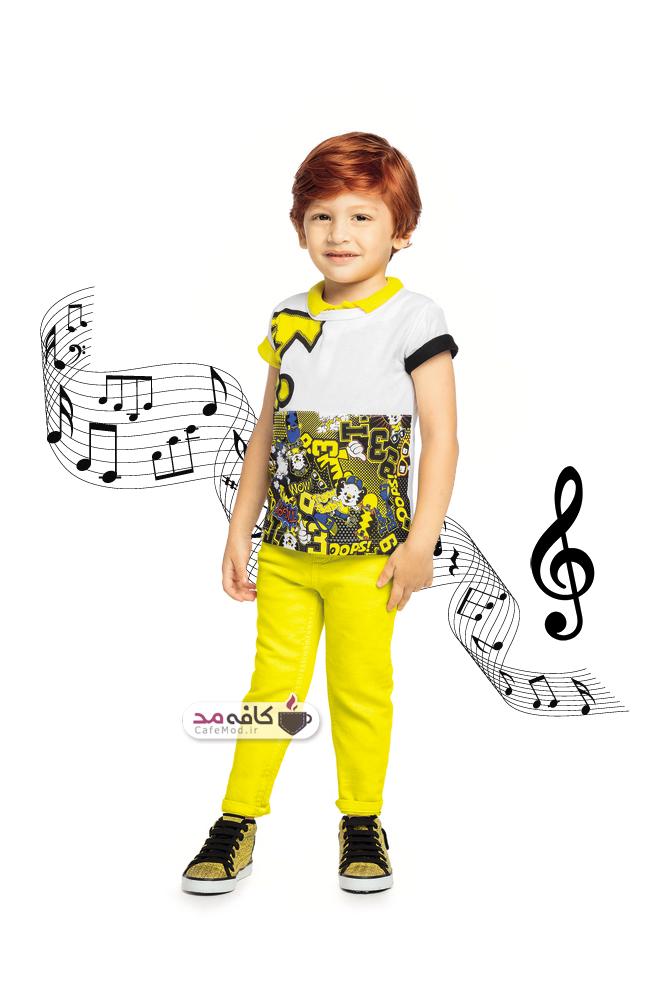 مدل لباس اسپرت پسرانه Tigor T. Tigre