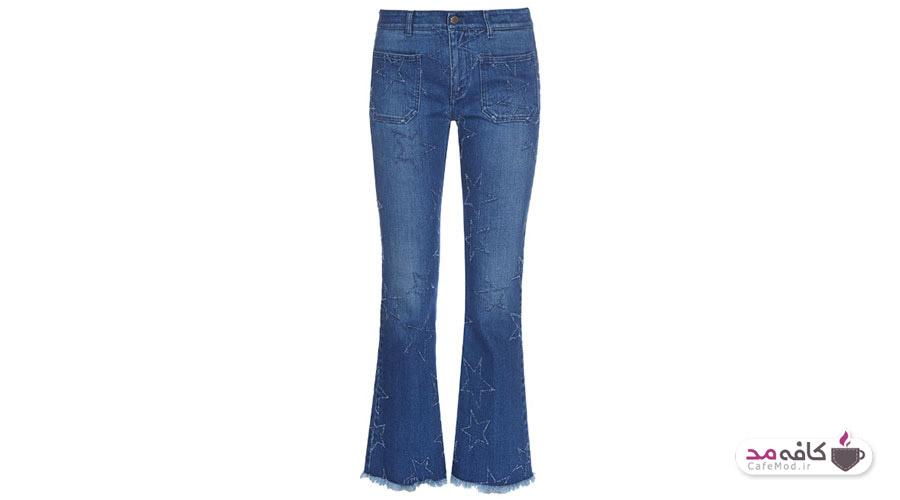 شلوار جین مناسب برای فرمهای مختلف بدن