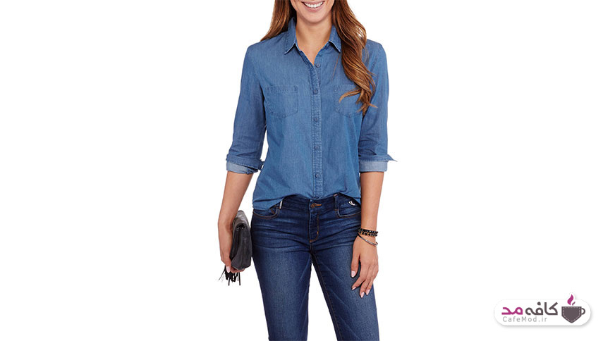 شلوار جین زنانه را با چه چیزهایی بپوشیم؟