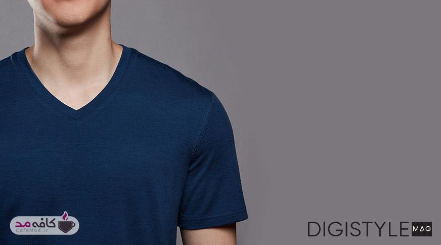چطور بر اساس فرم بدن تی شرت بپوشیم؟