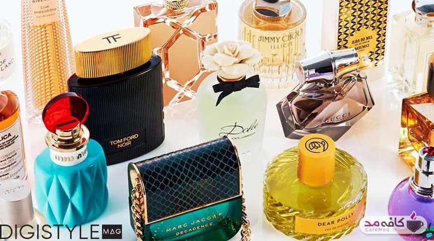 بایدها و نبایدهای استفاده از عطر زنانه