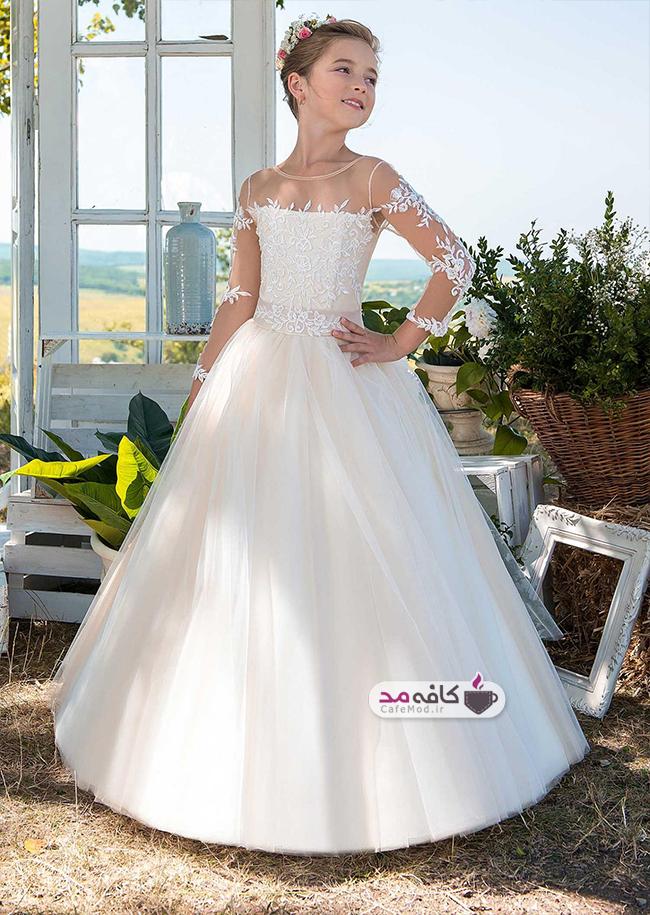 مدل لباس عروس دخترانه JeorjettDress