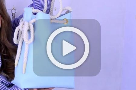فیلم آموزش دوخت کیف دوشی
