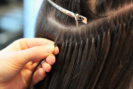 اکستنشن مو و انواع آن 4