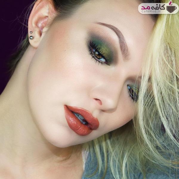 مدل میکاپ مجلسی و زیبا