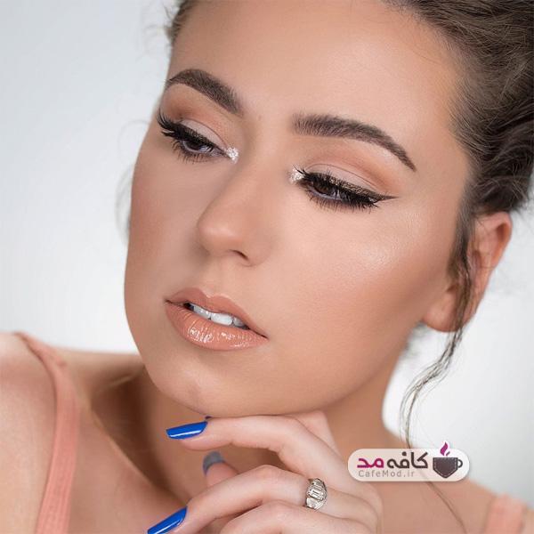 مدل آرایش برای عروسی