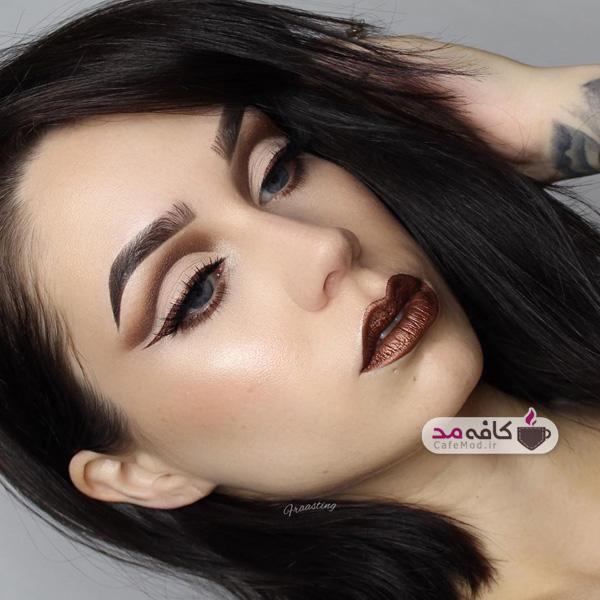 جدیدترین مدل آرایش صورت