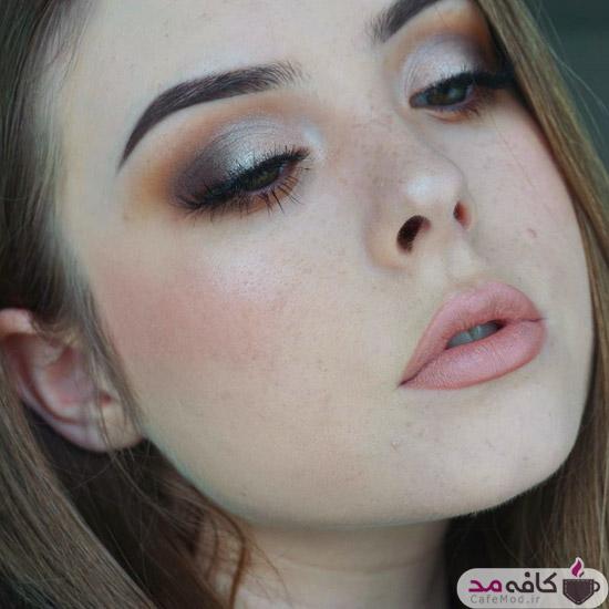 مدل گریم و آرایش 2017