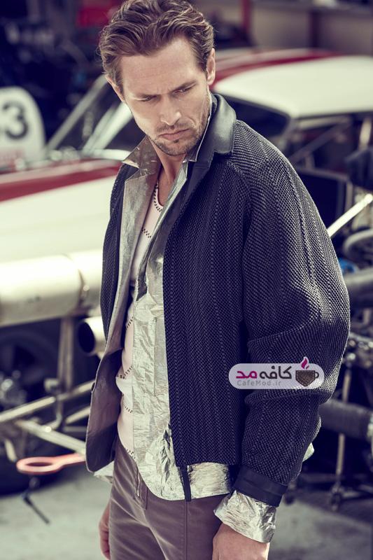 مدل لباس پاییزه مردانه Rochas