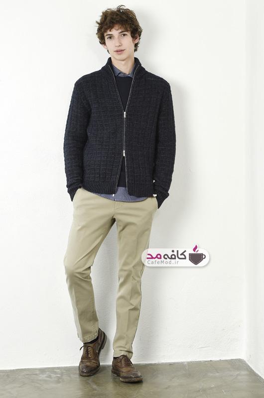 مدل لباس مردانه Brooksfield