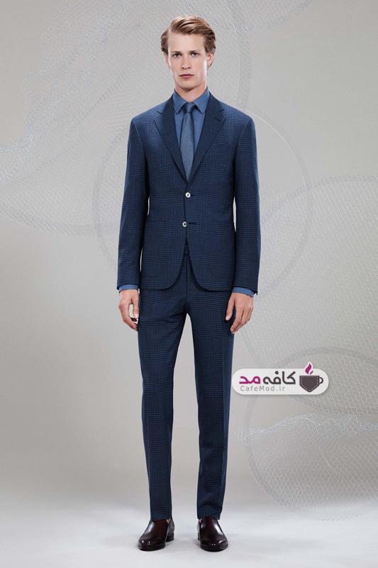مدل لباس رسمی مردانه Canali
